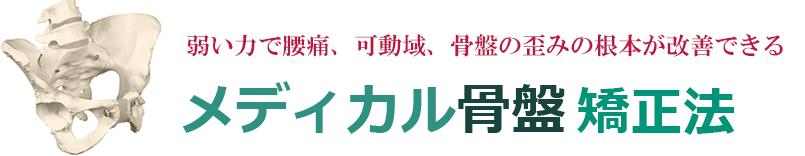 メディカル骨盤矯正法 セミナー スクール 東京・埼玉